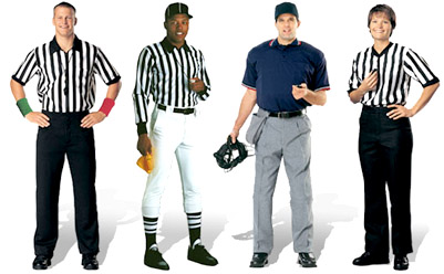 Picture of officials